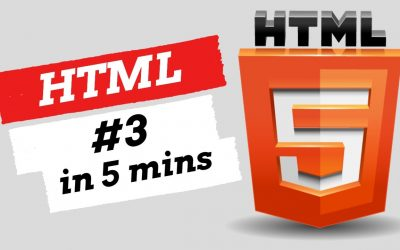Do It Yourself – Tutorials – HTML part 3    Learn in 5 minutes    Easy tutorial    Explaining step by step