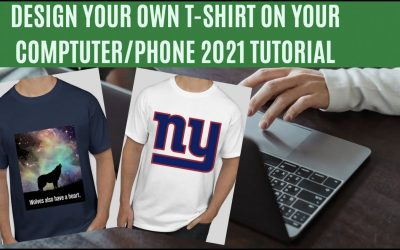 Do It Yourself – Tutorials – How to Design Your Own T-shirt Online at Home for Free | 2021