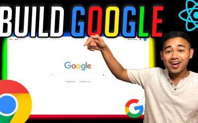 Do It Yourself – Tutorials – How to Make Google Website Using React JS & Styled Components – Beginner Tutorial