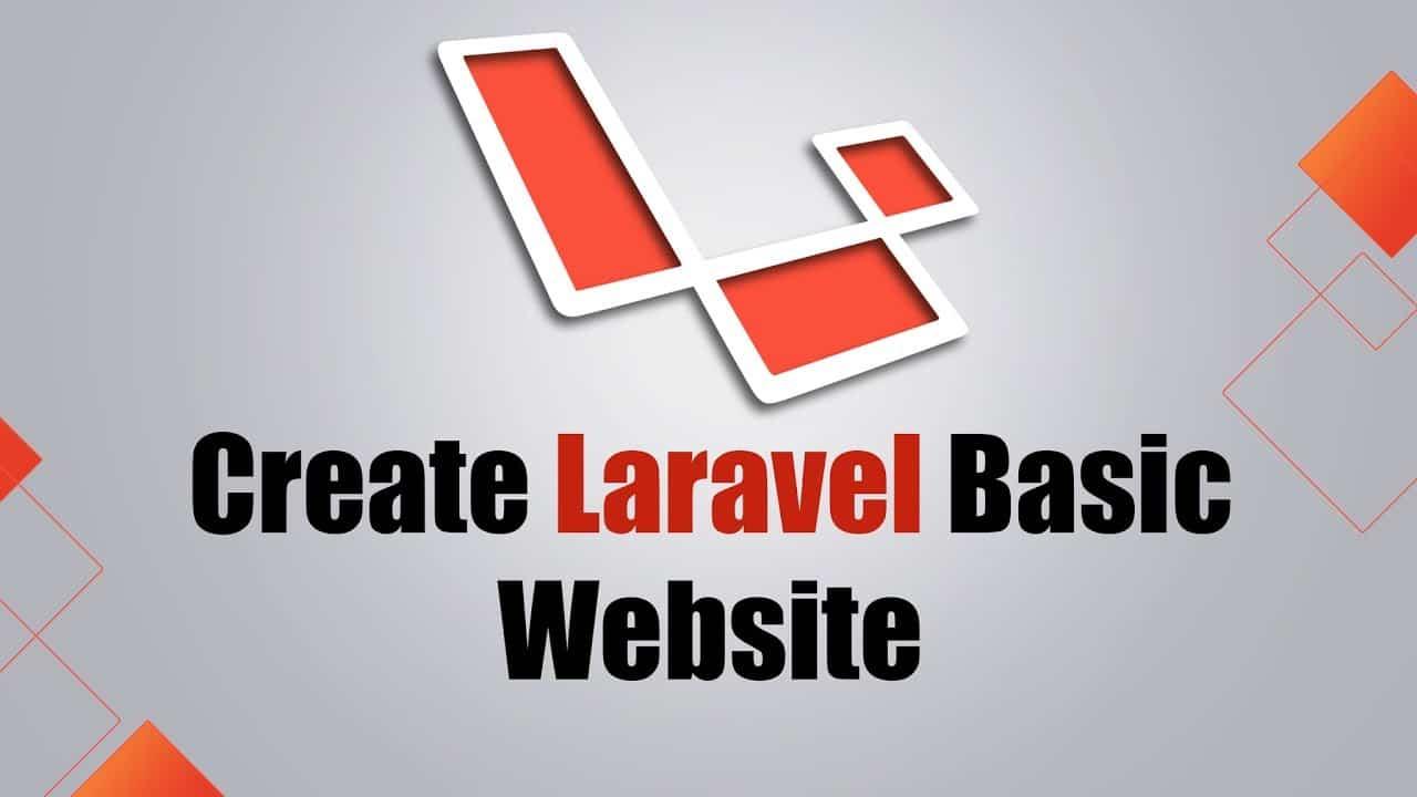 Learn How To Create Basic Laravel Website   Laravel 5 Tutorial   Projects In Laravel   Eduonix