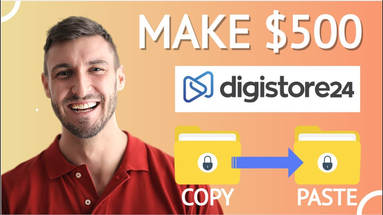 Make $515,10 Per Day On Digistore24 With Copy And Paste In 2021 - Make Money Online