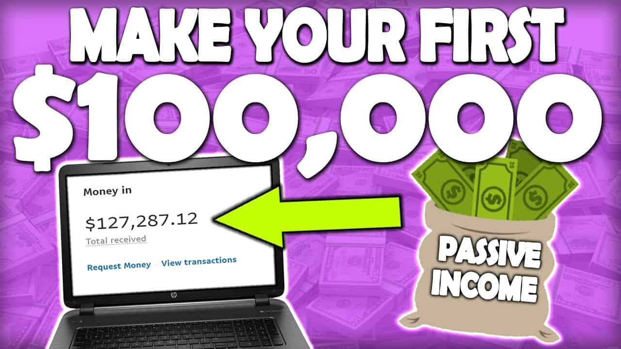 Make Your First $100,000 Online With This Passive Affiliate Marketing Tutorial Anyone Can Start.