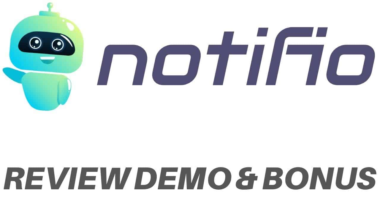 Notifio Review Demo Bonus - Your Own Web Push Notification Business in Minutes