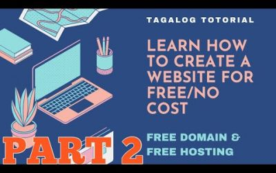 Do It Yourself – Tutorials – Part 2 – How To Make Your Own Website – Free Full Tutorial