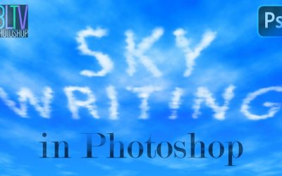 Do It Yourself – Tutorials – Photoshop: How to Create Your Own SKYWRITING!