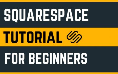 Do It Yourself – Tutorials – Squarespace Tutorial 2021 for BEGINNERS | Make a Website in Minutes!