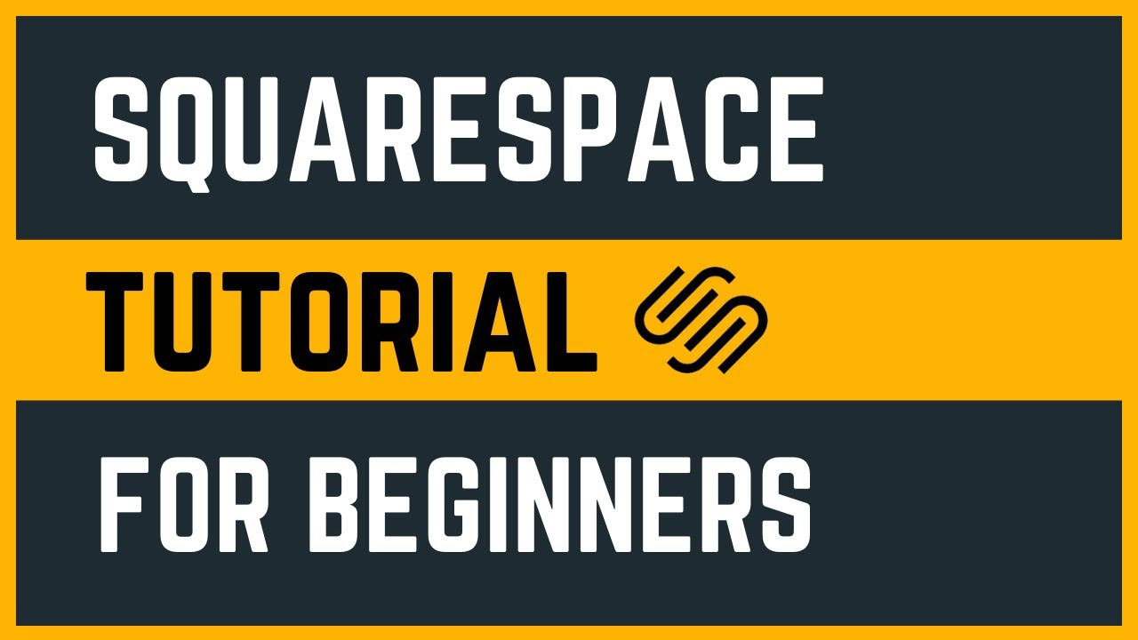 Squarespace Tutorial 2021 for BEGINNERS | Make a Website in Minutes!