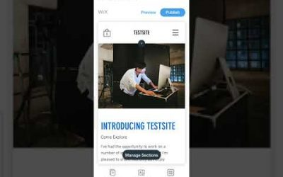 Do It Yourself – Tutorials – Tutorial for creating a user-friendly website! (works for both Android and ios)