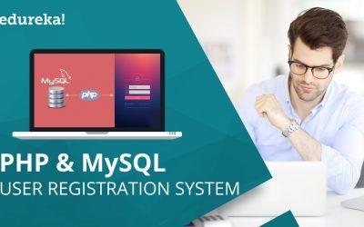 Do It Yourself – Tutorials – User Registration System Using PHP And MySQL Database   PHP MySQL Tutorial   Edureka