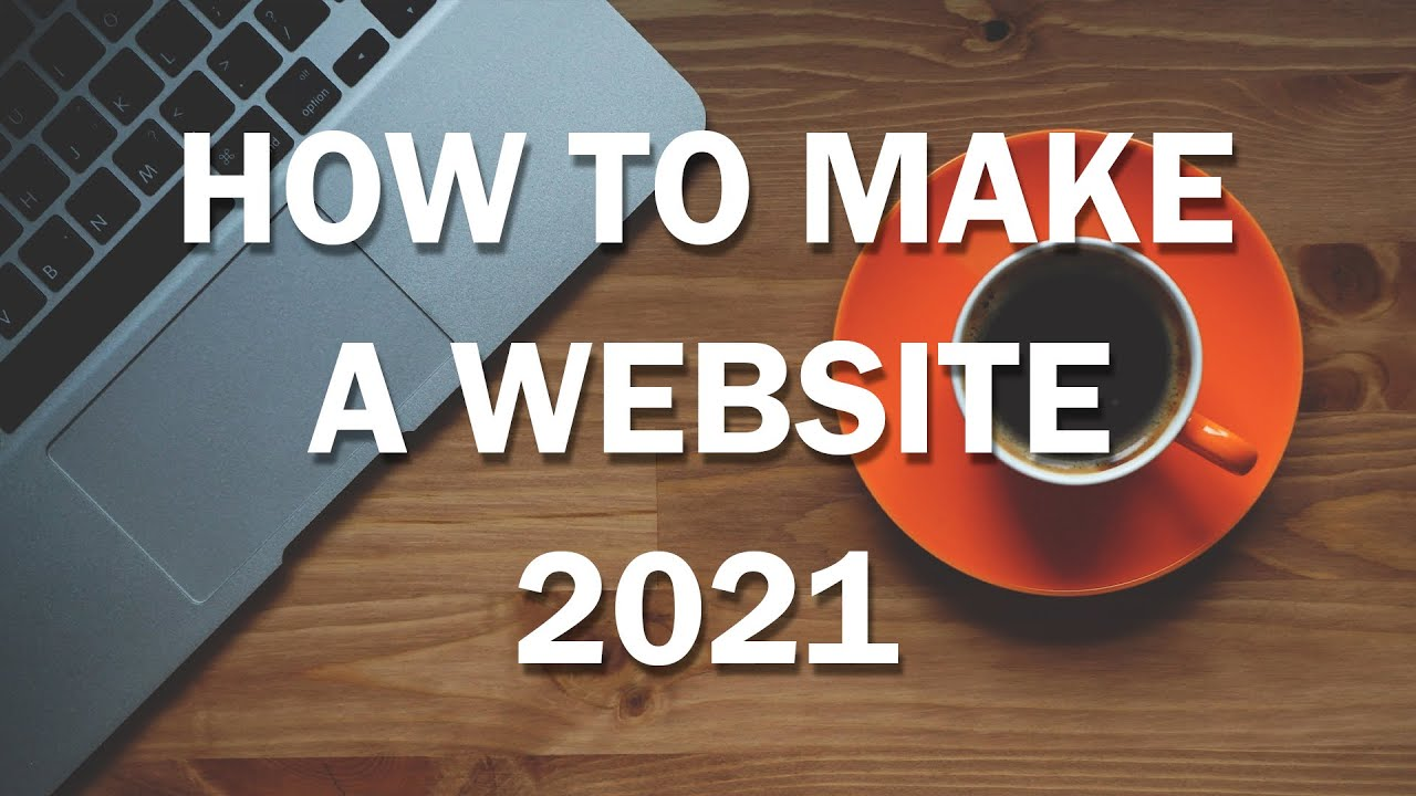 Website Tutorial (2021) How To Make a Professional Website   Step By Step Guide