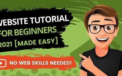 Do It Yourself – Tutorials – Website Tutorial For Beginners 2021 [Made Easy]