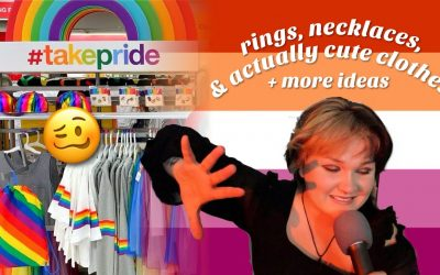 Do It Yourself – Tutorials – making my own pride collection (jewelry + clothes)
