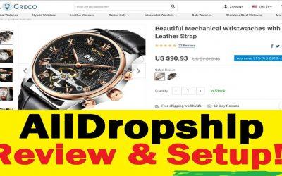 WordPress For Beginners – AliDropship Review & Setup Tutorial AliExpress DropShipping WordPress Plugin