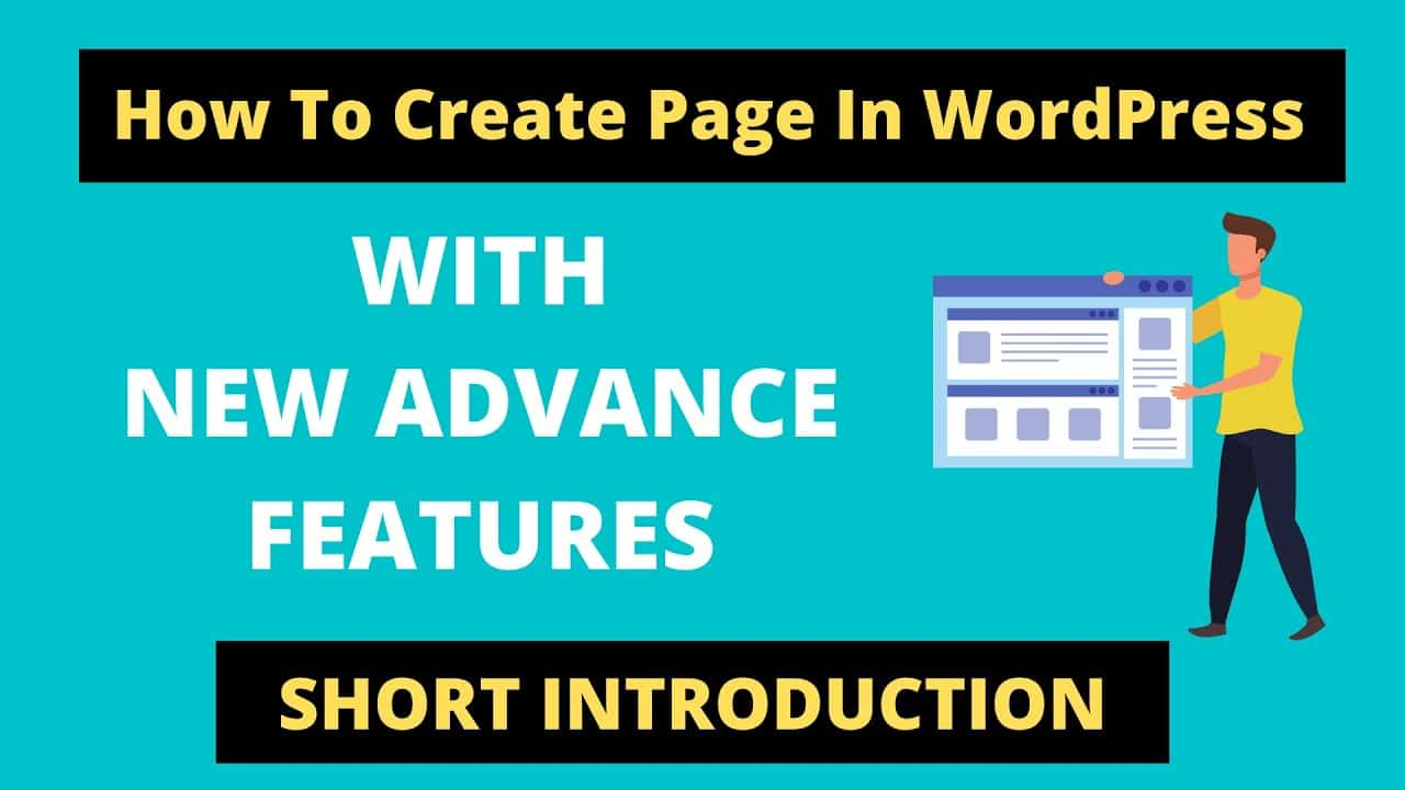 How To Create Page In WordPress | WordPress Course | Az SoftwareHouse