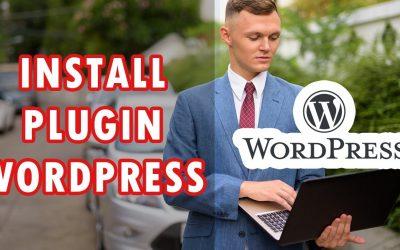 WordPress For Beginners – How To Install A Plugin On WordPress Tutorial