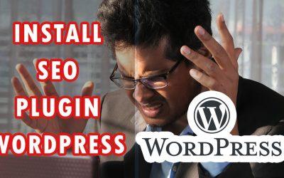WordPress For Beginners – How To Install Best Wordress SEO Plugin Tutorial