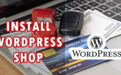 WordPress For Beginners – How To Install WooCommerce Shop On Your WordPress Site Tutorial