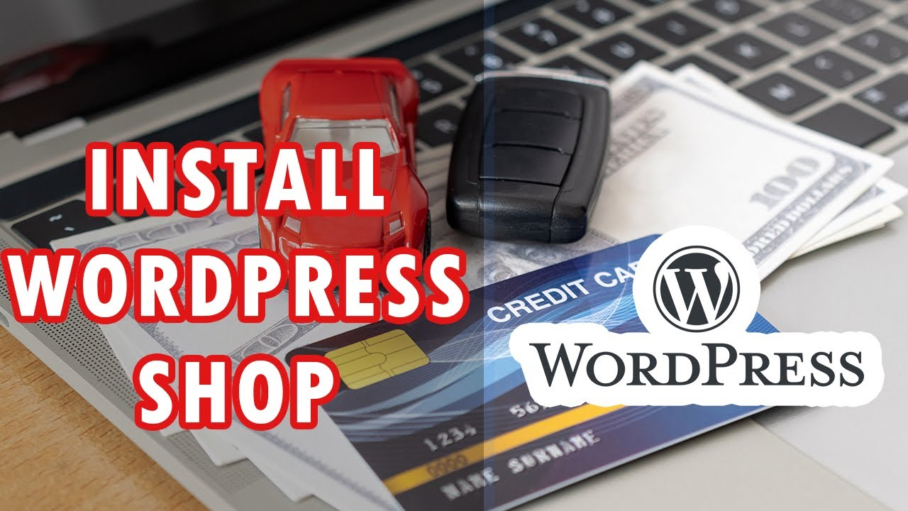 How To Install WooCommerce Shop On Your Wordpress Site Tutorial