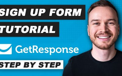 WordPress For Beginners – How to Create a Form in GetResponse 2021 (+ WordPress Integration)