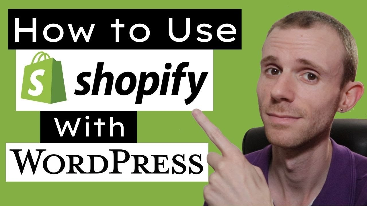 How to Use Shopify with WordPress (Buy Button Tutorial)