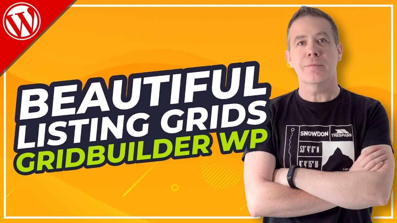 WordPress Listing Designs - Easy & Fast | GridBuilder WP
