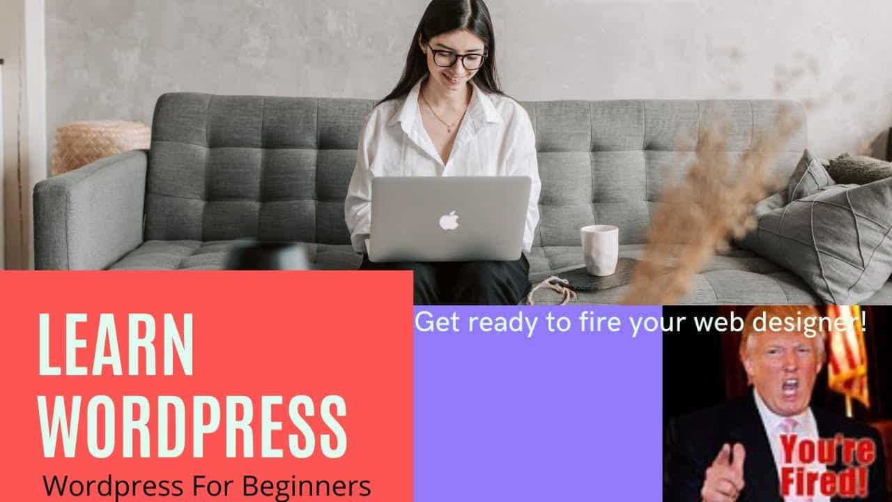 WordPress Training Kit - Wordpress tutorial for beginners. Become a wordpress developer