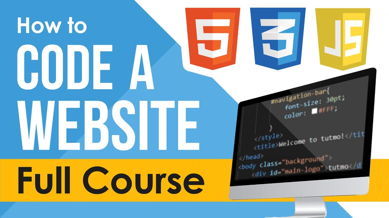 How to Code a Basic Website - Refactoring HTML, CSS, and JavaScript [Part 9]