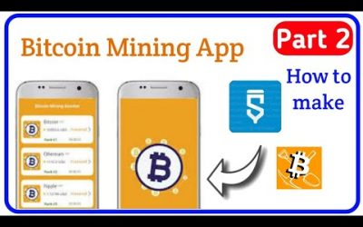 Do It Yourself – Tutorials – How to make your own bitcoin mining app without coding in smartphone