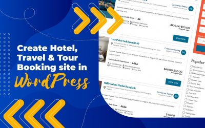 Do It Yourself – Tutorials – How to Make a Hotel Booking, Travel & Tour Booking Website with WooCommerce | WordPress Tutorial