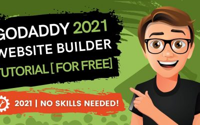 Do It Yourself – Tutorials – GoDaddy Website Builder Tutorial For Beginners 2021 [For FREE]