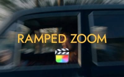 Do It Yourself – Tutorials – How to Create a Speed Ramped Zoom Effect in Final Cut Pro (Tutorial)