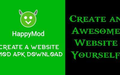 Do It Yourself – Tutorials – Advanced Blogger Tutorial – Create a Website Like Happymod +51 XML Game + Premium Blogger Theme