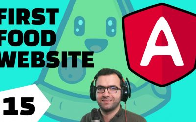 Do It Yourself – Tutorials – Build Your First Food Website Using ANGULAR – Part 15 – Not Found – Angular & CSS