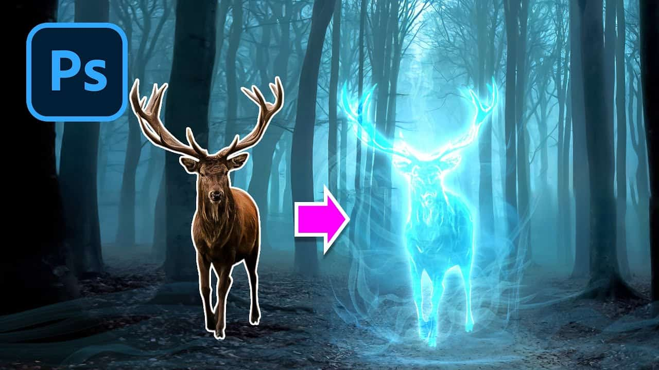 Create Your Own Physical Patronus As Seen In The Harry Potter Movies