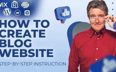 Do It Yourself – Tutorials – HOW TO CREATE BLOG WEBSITE in 20 Min? Simple Tutorial For Beginners / How To Make It at WIX.COM?