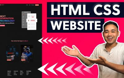 Do It Yourself – Tutorials – HTML CSS and Javascript Website Design Tutorial – Beginner Project Fully Responsive