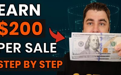 Do It Yourself – Tutorials – How To Make $200 Per Sale & Make Money Online For Beginners In 2021!