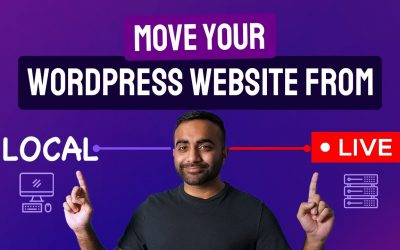 Do It Yourself – Tutorials – How to Move WordPress from Local Server to Live Website (Easy Step by Step Tutorial)