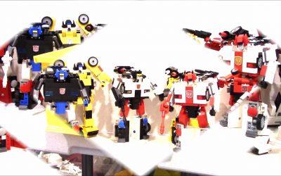 Do It Yourself – Tutorials – LEGO LAMBORGHINI TRANSFORMERS WARS BY BWTMT BRICKWORKS BRICK BUILT BOTS