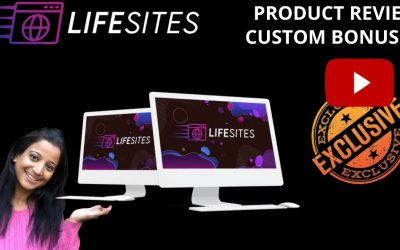 Do It Yourself – Tutorials – LifeSites Review | Make Money Online with A.I Powered Instant Website Creation | +XL Bonuses