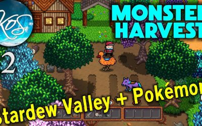 Do It Yourself – Tutorials – Monster Harvest – WHAT A TEASE! – FREE DEMO, First Look, Let's Play, Ep 2