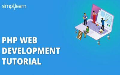 Do It Yourself – Tutorials – PHP Web Development Tutorial  Web Development Using PHP  PHP Tutorial For Beginners  Simplilearn
