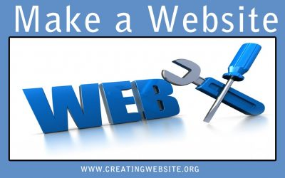 Do It Yourself – Tutorials – WOW!!! You can make your own website | Watch this Tutorial