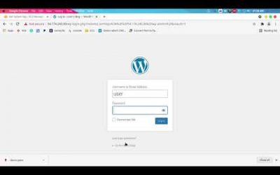 WordPress For Beginners – Bitnmai WordPress Installation Tutorial  on cloud server AWS  – Bitnami WordPress Stack