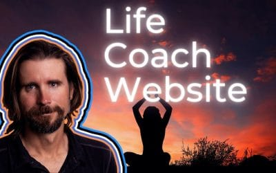 WordPress For Beginners – How to Create a Website For a Life Coach TUTORIAL