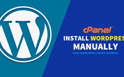 WordPress For Beginners – How to Install WordPress Manually in cPanel   cPanel Tutorial For Beginners