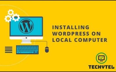 WordPress For Beginners – How to install WordPress on computer locally | Install Bitnami