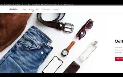 WordPress For Beginners – Tutorial Cara Mengganti Menu Header di Elemix WordPress 2021