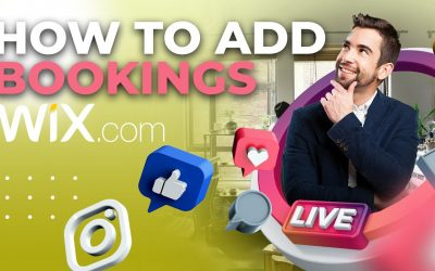 Do It Yourself – Tutorials – HOW TO BUILD A WEBSITE On WIX.COM? How To Add Bookings Step By Step? / TUTORIAL FOR BEGINNERS