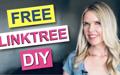 Do It Yourself – Tutorials – How to make your own FREE Linktree for TikTok link in bio!